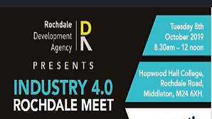 Industry 4.0 in Rochdale